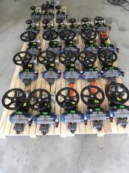 Mass Supply of Hitork Pneumatic Actuator in a Renovation project of a Power Plant of China Guodian Group