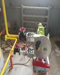 Application of Albin Hose Pump at Condensate Precision Treatment System in a Power Plant of China Huadian Group